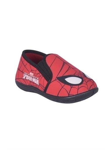 Gigi Spiderman Erkek Çocuk Panduf 90205 Kırmızı
